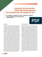 Estudio de Procesos de Nitruración en Sales