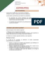 Actividades Termodinamica Unidad 2