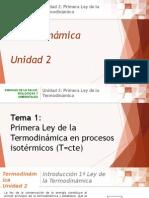 TERMODINÁMICA UNIDAD 2