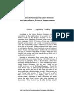 Ch1 Unpacking Thinking Reprint