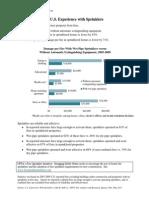 Sprinkler Fact Sheet