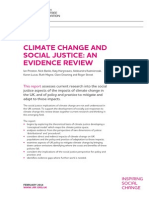 Climate Change Social Justice Full
