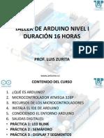 Curso Arduino Nivel i Lz