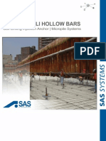 Hollow Bar Brochure
