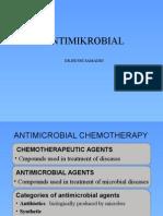 Kuliah Antimikroba Blok 10 2012