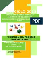 control administrativo-