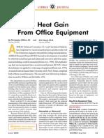 Heat Gain 166