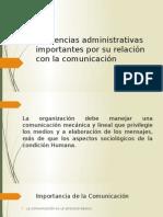 Tendencias para la Comunicacion entre empresas