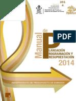 Manual de Presupuestos en Oaxaca