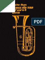 V.hoza-Schule Fur Tuba in F Und in B