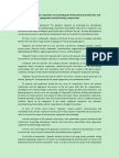 The Guidance Opinions on Promoting the International Production and Equipment Manufacturing Cooperation