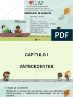 Modificacion de Condducta-expo_educativa