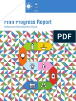 MDG Progress Report 5 Final