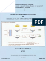 European water treatment code