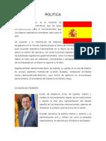 Politica de España