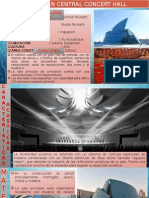 KAZAJISTÁN CENTRAL CONCERT HALL