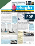 Edición Impresa El Siglo Miercoles 27-05-2015