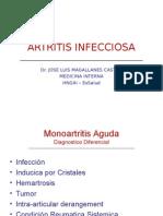 ALMENARA Artritis Infecciosa