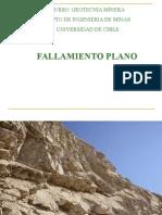 Falla Plana
