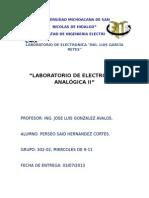 Voltímetro de Barras a 6v