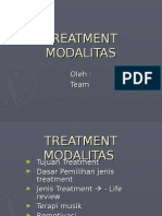Treatment Modalitas