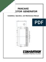 Pancake Capacitor Generator