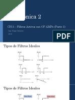 Lecture 10 - Filtros Parte I