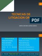 TECNICAS DE LITIGACION ORAL.ppt
