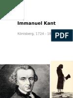 Introducción a Kant