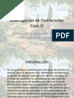 Investigación de Operaciones 2