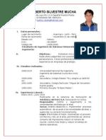 CURRICULUM JOSHIRO  ALBERTO SILVESTRE MUCHA.doc