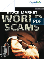 Biggest Stock Market Scams in the World