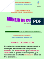 Manejo Cuyes