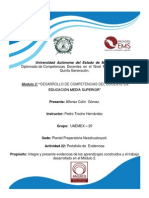 Portafolio Modulo 2 Profordems.