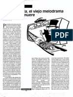 El concepto de Telenovela_Por Delia Fiallo