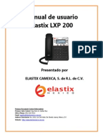 Manual LXP200 Formato Elastix