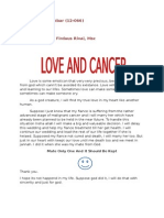 b.ing About Cancer