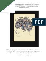 El taller de teatro como laboratorio para la clase de lengua y literatura. Por Antoni Navarro.pdf