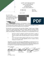 Prescott, Arizona - request to join ICE 287(g) program