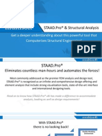 STAAD.Pro and Structural Analysis