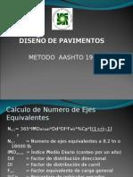 DISEÑO DE PAVIMENTO FLEXIBLE