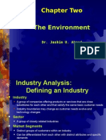 Chapter 2 - The Environment MGT 489
