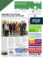 Kijk Op Reeuwijk Wk22 - 27 Mei 2015