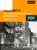 Solvency II 2013ye Sf Guidance Final