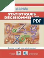 Statistiques décisionnelles