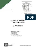 ZF 3WG-94 transmission