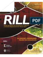 RILL Vol. 19, N° 1 (2014)