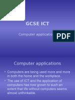 25 - Computer Applications