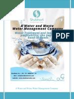 Effluent Treatment Plant - Zero Liquid Discharge Plants India by Shubham Inc