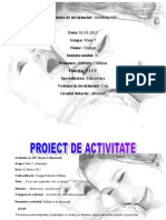 Proiecte GATA